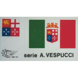 SERIE BANDIERE A.VESPUCCI