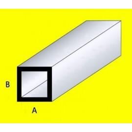 PROFILATO IN OTTONE SEZIONE A L 3x3