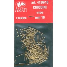 CHIODINI senza testa 11mm - AMATI