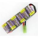 Pacco Batteria NIMH 7,2V 1600MAh