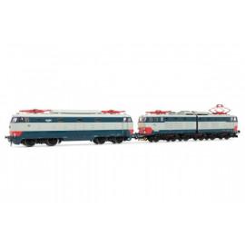 Set locomotive elettriche E645 e e646 - RIVAROSSI