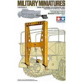 Tank Recovery Accessory Set TAMIYA