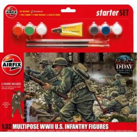 U.S. Infantry 1:32 - AIRFIX