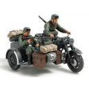 GERMAN MOTORCYCLE - TAMIYA