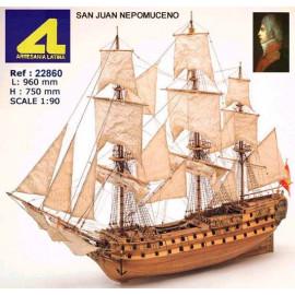 SAN JUAN DE NEPOMUCENO Artesania Latina