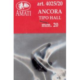 ANCORA HALL 20 mm AMATI