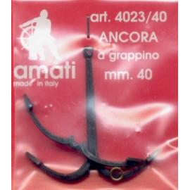 ANCORA A 4 MARRE 40mm