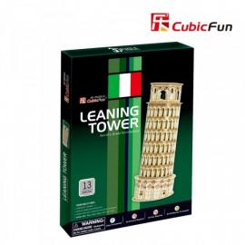 TORRE DI PISA  - PUZZLE 3D