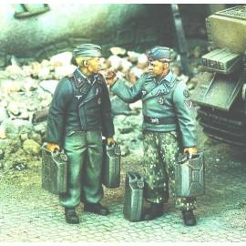 German Infantryman Winter Gear