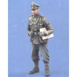 German Field Cook WWII