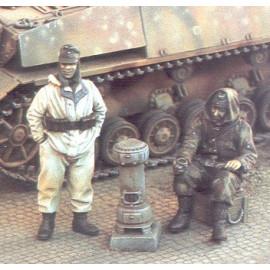 German Infantry Walking