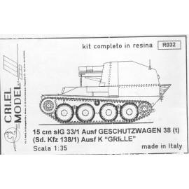 """CAMIONETTA S.P.A. 43 """"SAHARIANA"""""""