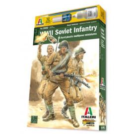 WWII GERMAN INFANTRY 1/56