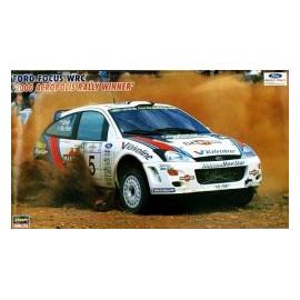 Ford Focus WRC 2000 Acropolis