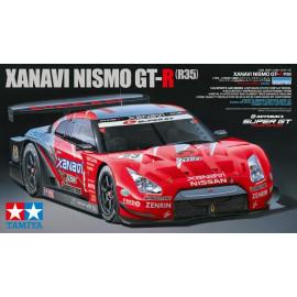 XANAVI NISMO GT-R