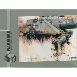 Afrika Korps Tankers (2)