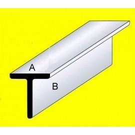 PROFILATO IN OTTONE A T 3x1x500