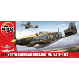 North American P-51K/RF Mustang
