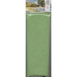 Polvere verde chiaro fine