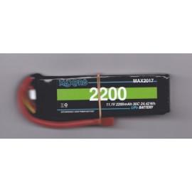 LiPo 11,1V 2200MAH 30C