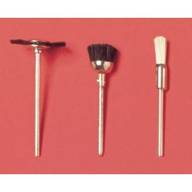 spazzole in nylon