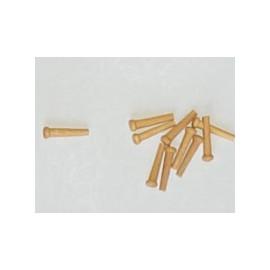 CHIODINI IN LEGNO 7mm - AMATI