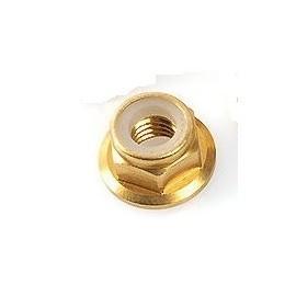 DADO ALLUMINIO FLANGIATO GOLD 3mm