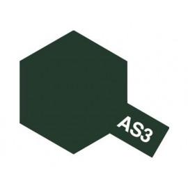 AS3 GRAY GREEN (LUFTWAFFE) TAMIYA