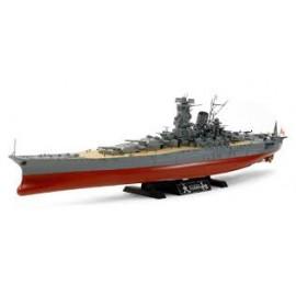 Japanese Battleship Yamato 1:350