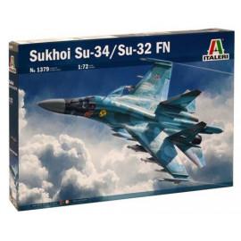 SUKHOI SU-34/SU-32 FN