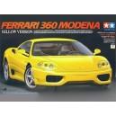 Ferrari 360 Modena Yellow Version