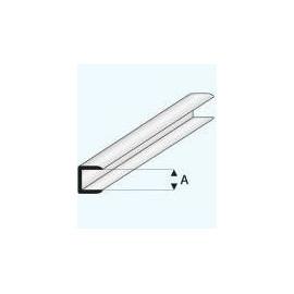 BORDO PLASTICA 1x1000mm