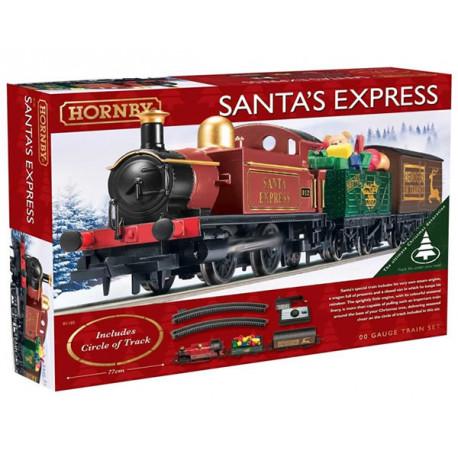 Set treno Santa's Express Christmas