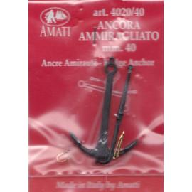 ANCORA AMMIRAGLIATO 40