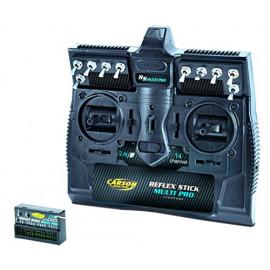RADIOCOMANDO FS Reflex Stick Multi Pro 2.4G 14CH