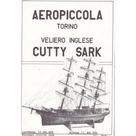 DISEGNO COSTRUTTIVO MAYFLOWER Aeropiccola