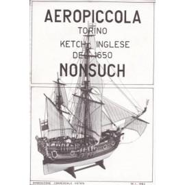 DISEGNO COSTRUTTIVO CONSTITUTION Aeropiccola