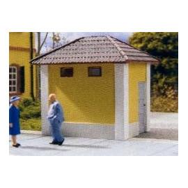 Edificio toilettes per stazioni - HC8019