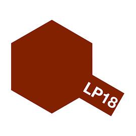 LP17 Linoleum deck brown TAMIYA