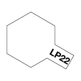 LP21 Italian red TAMIYA