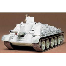 Russian Tank Destroyer SU-85