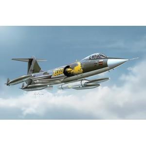 """F-104 G """"RECCE""""- ITALERI"""