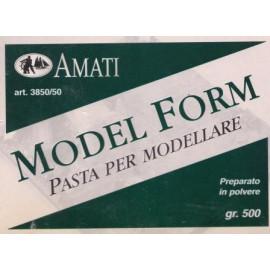 PASTA MODEL FORM