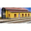 Deposito locomotive - HORNBY