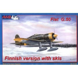 FIAT G.50B biposto - AML
