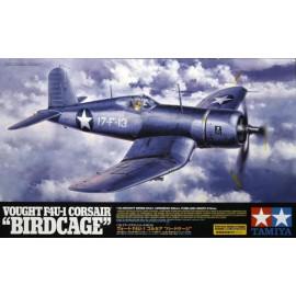 VOUGHT F4U-1 CORSAIR BIRDCAGE - TAMIYA