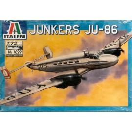 JU-87 B2 STUKA - ITALERI