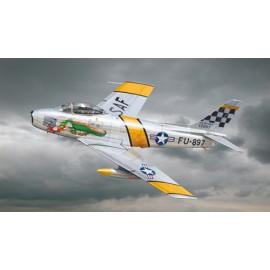 F-86F SABRE JET - ITALERI