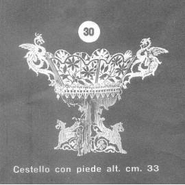 TRAFORO SU CARTA N°25 - AMATI