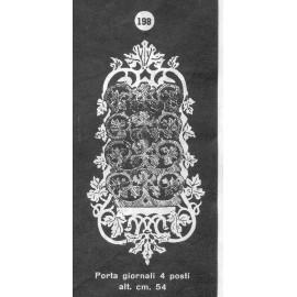 TRAFORO SU CARTA N°176 - AMATI